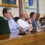 Miembros del CEB, lectura discurso I