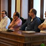 Miembros del CEB, lectura discurso II